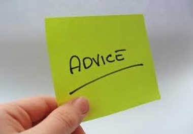 give you advice on almost anything