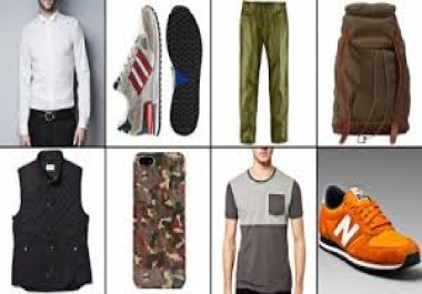 give you clothing tips, positive re inforcement