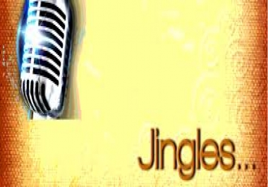 create personalized jingle/voice/advertising slogan