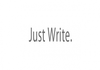 write one article on the topic of your choice (400-500 words)