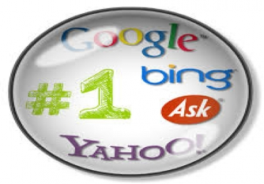 get your Website on Google Page 1 with my SEO skills #1 seller with over 5000 seo jobs compleated on fiverr!!!