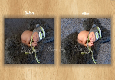 re-touch up to 6 images only