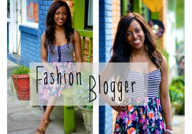 write a 250 word fashion blog