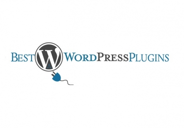 show the 53 best Wordpress Plugins