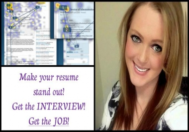 edit your resume