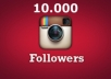 Give 10000+ Instagram Follower Best Quality Less Than 72 Hours