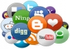 Provide Social Bookmarking Service