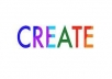 create a logo for your company/website.