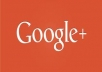 Give You 100+ Real Google +,Less Quantity But Best Quality