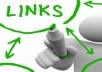 provide you with 10 Quality Backlinks