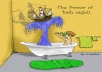 Illustrate your childrens book each page for