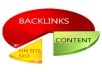 create 100 quality backlinks