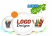 design all types of logo's just