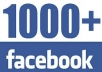 send 1000+ facebook likes within 24 hours just