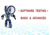 test your website, software & application just