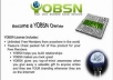 let you have YOBSN for free. You get games, prizes, education and free advertising with me when you sign up.