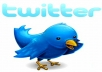 set-up automatic tweets for your Twitter feed for 2 days