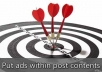 post your ad on my website
