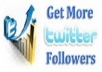 deliver 2,000 real twitter followers with profile pic