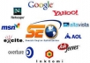 submit your website now for inclusion in Google and 300 search engines