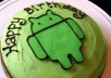 make a custom Android Application for saying Happy Birthday / Anniversary / Holidays etc.
