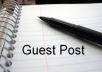 let you guest post on my PR high quality website