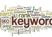 give you 25 keywords you are missing in your app extracted from your competitors