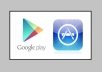 translate your app description on Google Play/App Store from English to Spanish