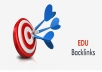 sell list of 80 URLs of web sites EDU to leave your link