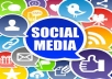 promote your site on 10 plus Social Networks and boost your traffic