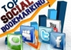 submit your website to 100 Bookmarking sites With Pr1-9
