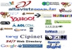 Submit Your Website to 1800+ search engines and directories to get more traffic
