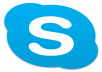 Skype with you