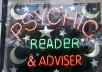 give you a Professional Psychic Email Reading